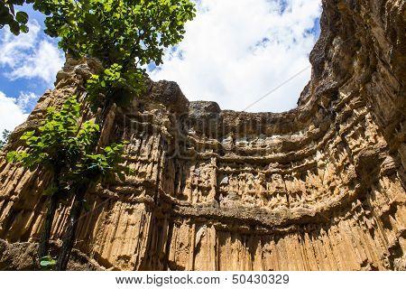 Phachor In Doi Lo  Chiangmai , Grand Canyon National Park, Thailand