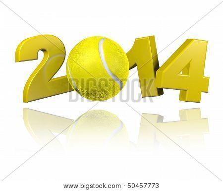 Tennis 2014 Design