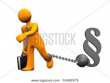 Businessman Prisoner Paragraph