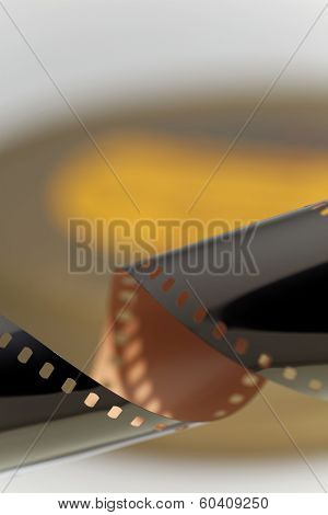 35 Mm Motion Picture Film