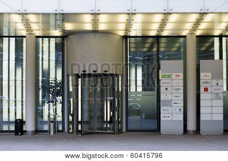 Office Building Frankfurt