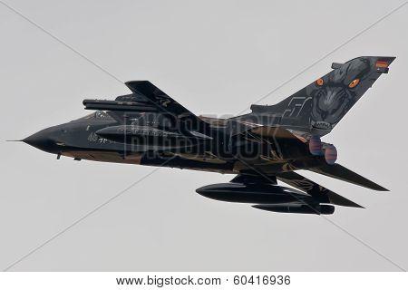 German NATO Tornado 'Tiger'