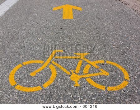Yellow Bikes Ahead!
