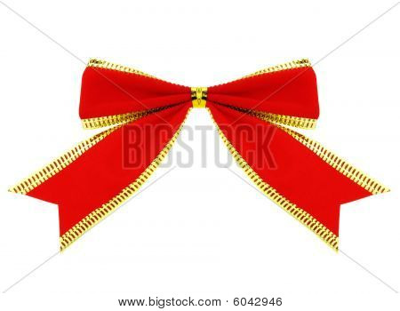 Ribbon With Clipping Path