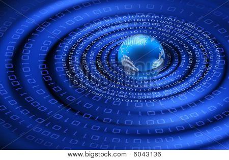Digital Planet Information Pulses