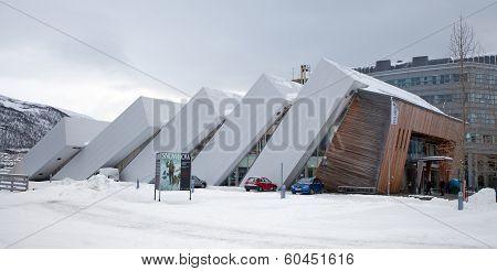 Polaria Museum, Tromso, Norway