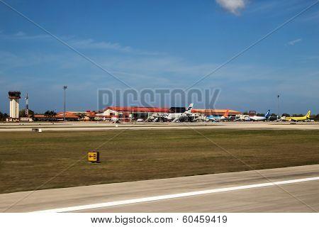 Juan Gualberto Gomez Airport (varadero Airport)