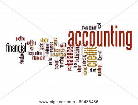 Accounting Word Cloud.
