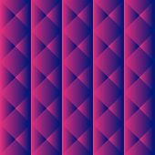 Purple upholstery pattern. Color bright funny decorative vector background illustration. poster
