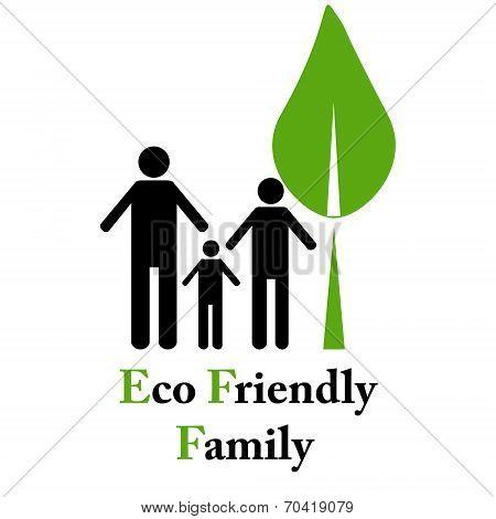 Eco friendly family