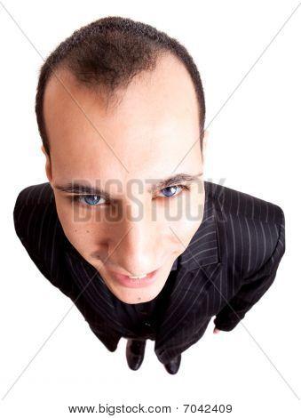Funny Businessman