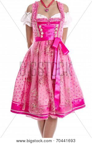 Traditional Bavarian Dress Called