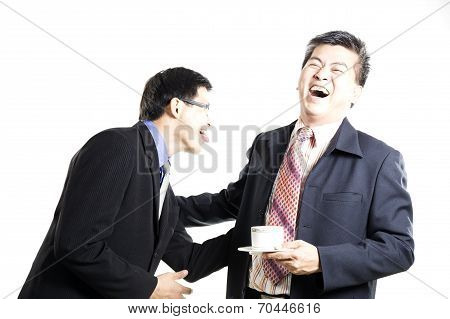Boss Give Me 6 Months Bonus ,pleased