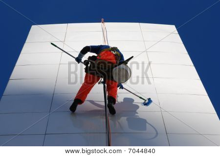 Climber Cleaner