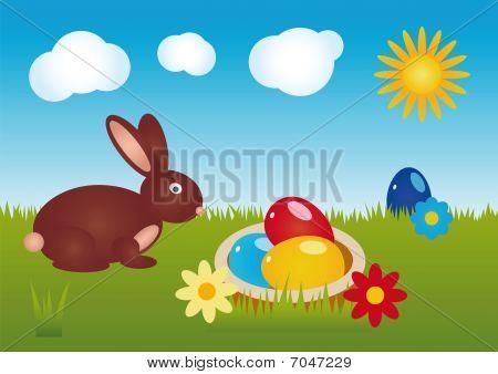 Easter-landscape 2