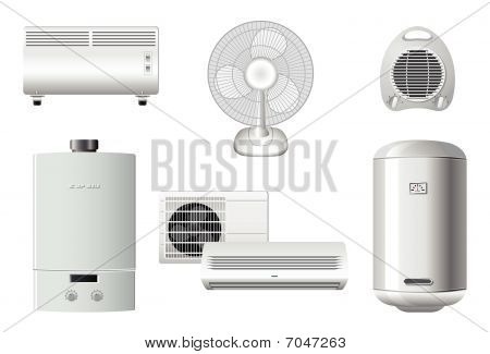 Household Appliances - Heating And Air Conditioning