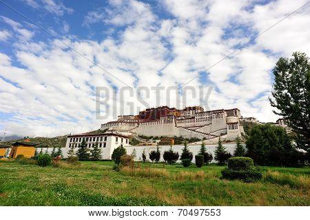 Potala palace,Tibet , China