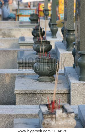 Chinese cemetary