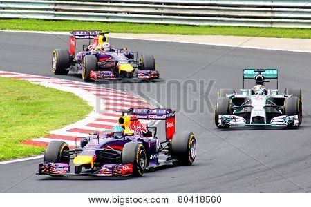 Formula One Hungarian Grand Prix