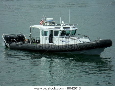 Harbor Polizeiboot