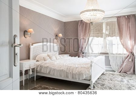 Ideal Bedroom For Woman
