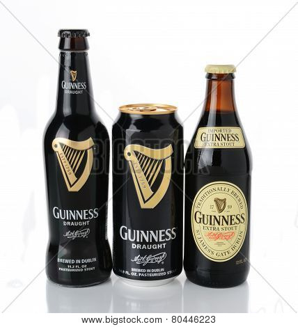 Guinness Stout And Draught