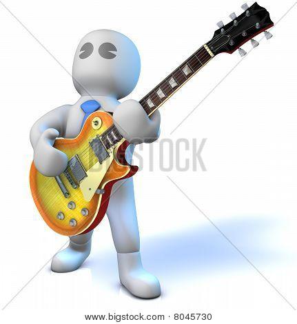A Famous Guitarist