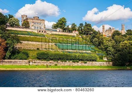 Elbe Palaces