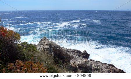 Cap Ferrat coast