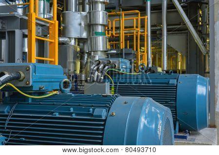 Electric Industrial generator