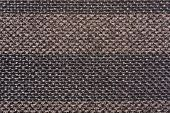 texture of gray fabric and closeup background poster