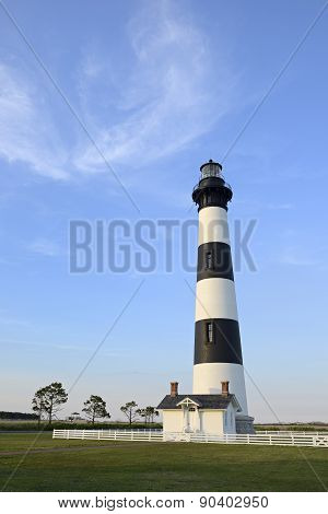 Bodie Lighthouse - Outer Banks North Carolina