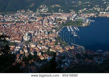 Como Panoramic View