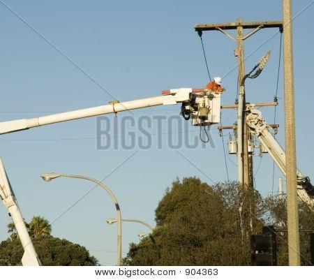 Wire Worker