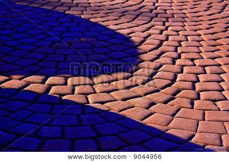 Shadowed Cobbles