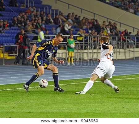 Metalist - Zorya Footbal Match