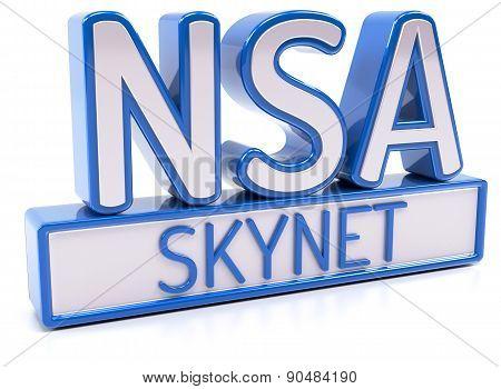 NSA Skynet