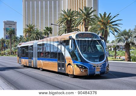 Las Vegas City Bus