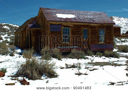 Ghost Town Home