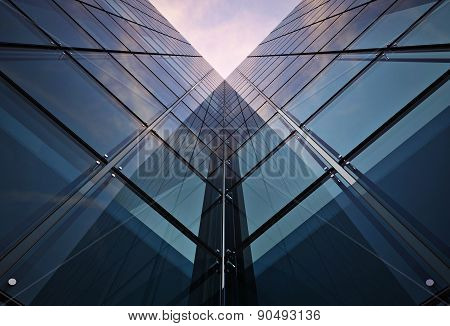 Corporate Building Concept