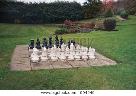 Chess Outdoors