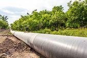 Petroleum Pipeline poster