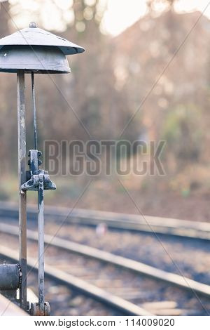 Vintage Railroad Signal Bell