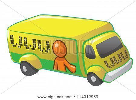 Orange Man Website Migration