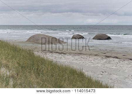 The Granites Beach, Coorong, South Australia