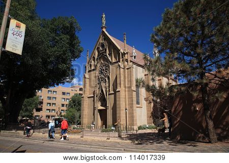 Loretto Chapel - Santa Fe, New Mexico