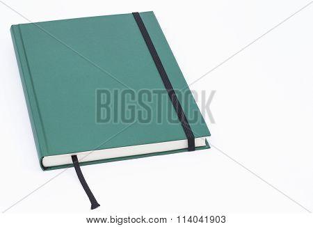 Green Notepad