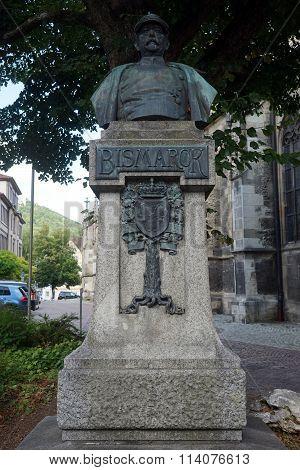 Otto Von Bismarck Bust