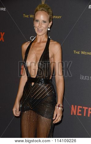 LOS ANGELES - JAN 10:  Lady Victoria Hervey at the Weinstein Company & Netflix 2016 Golden Globe After Party at the Beverly Hilton on January 10, 2016 in Beverly Hills, CA