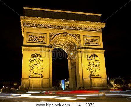 Arch de Triumph (Arch of Triumph)
